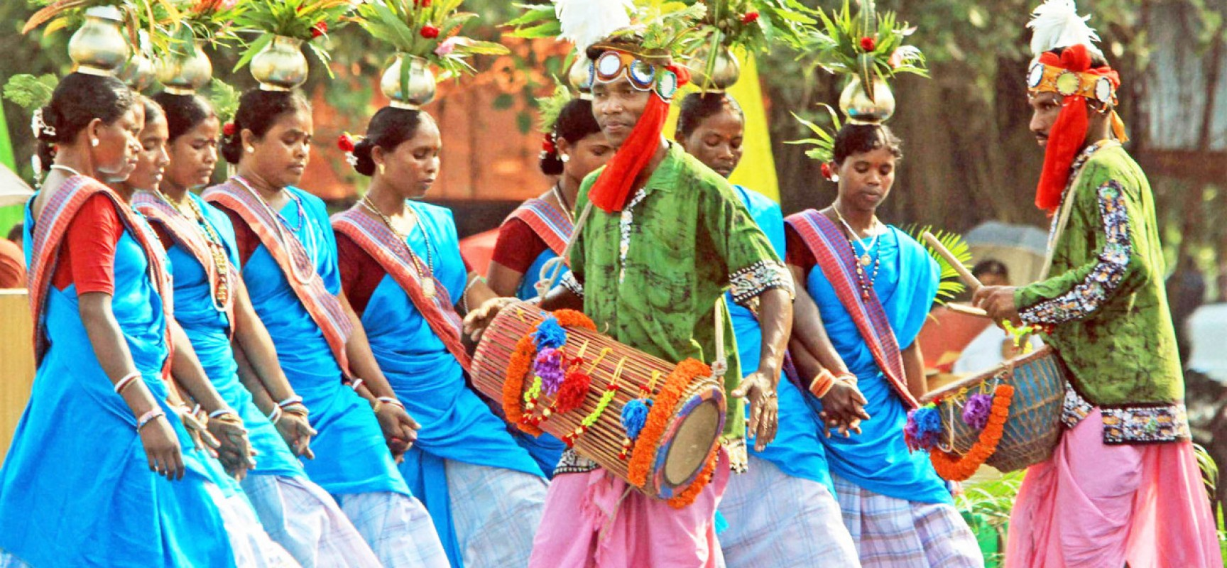 Celebrating Jharkhand's Art and Culture