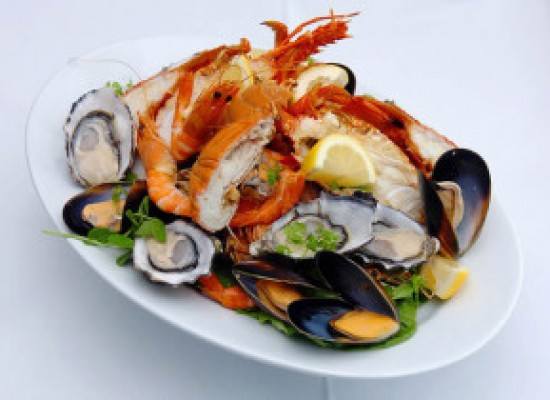 Seafood – new food to not shirk away from