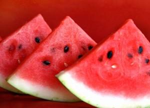 watermelon a delicious fruit