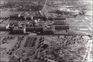 A pic showing history of Delhi