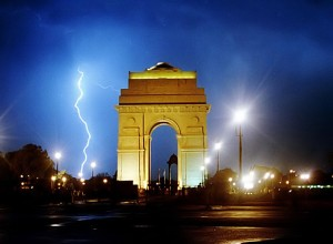 Climatic conditions of Delhi