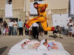 El Colacho Baby Jumping