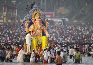 Ganesh Chaturthi celebrations in maharastra
