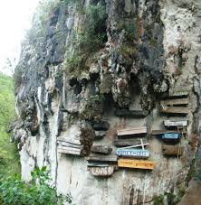 Hanging Coffins in China