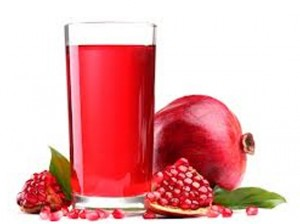 Pomegranate juice is having many health benefits