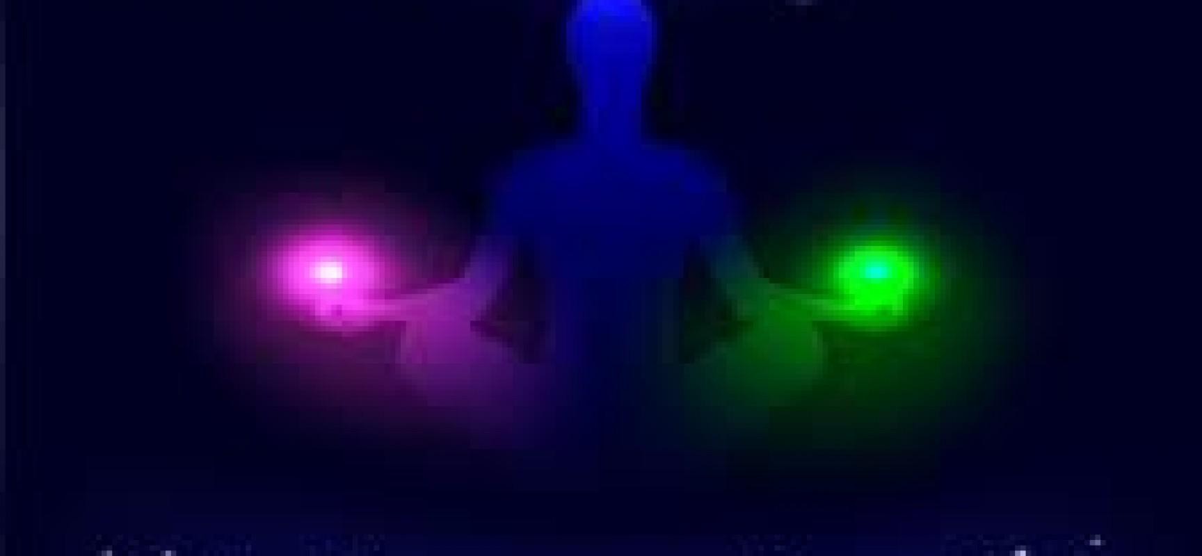 Meditating – The Third Eye