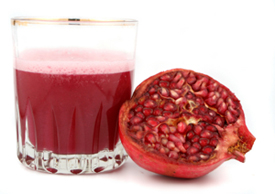 pomegranate juice improves body immunity