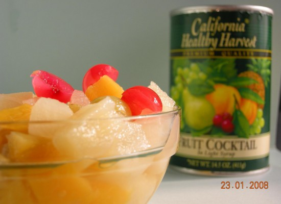 Canned fruits and veggies… Healthy or not?