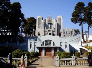 shillong-church