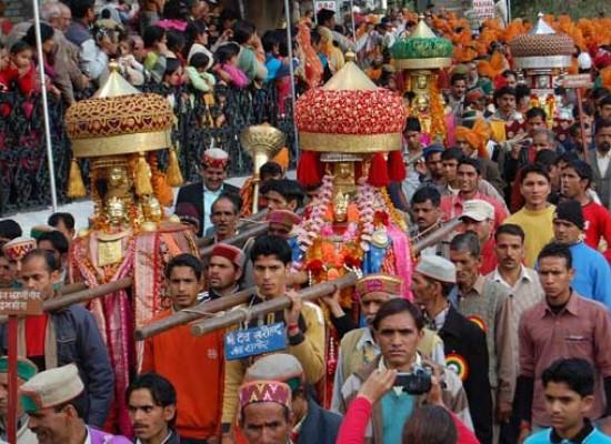 Culture of Shimla- writing