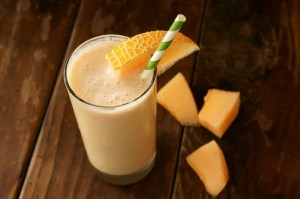 Hmelon smoothie
