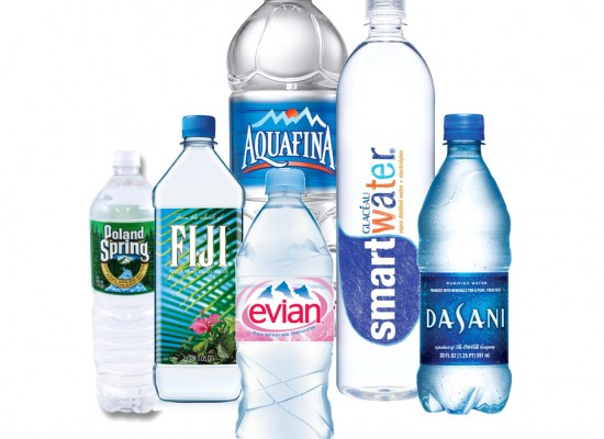 A Brief History of Bottled Water