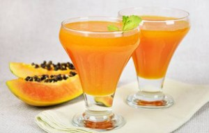 Papaya-Melon Tango